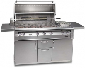 Alfresco ALX256N Natural Gas Built In Grill
