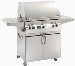 FireMagic Aurora A540S1L1N61 Natural Gas Freestanding Grill